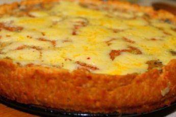 Сытный, мега-аппетитный пирог «Драник» — покоряет сразу, хоть каждый день готовь!